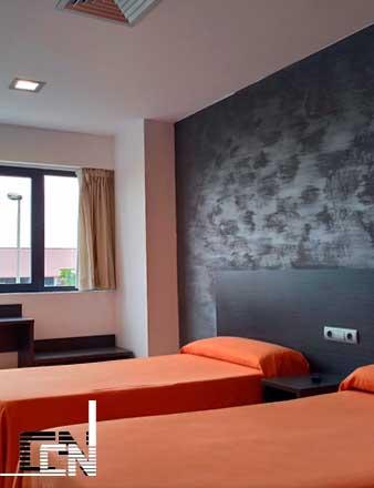 Hotel barato en Lleida